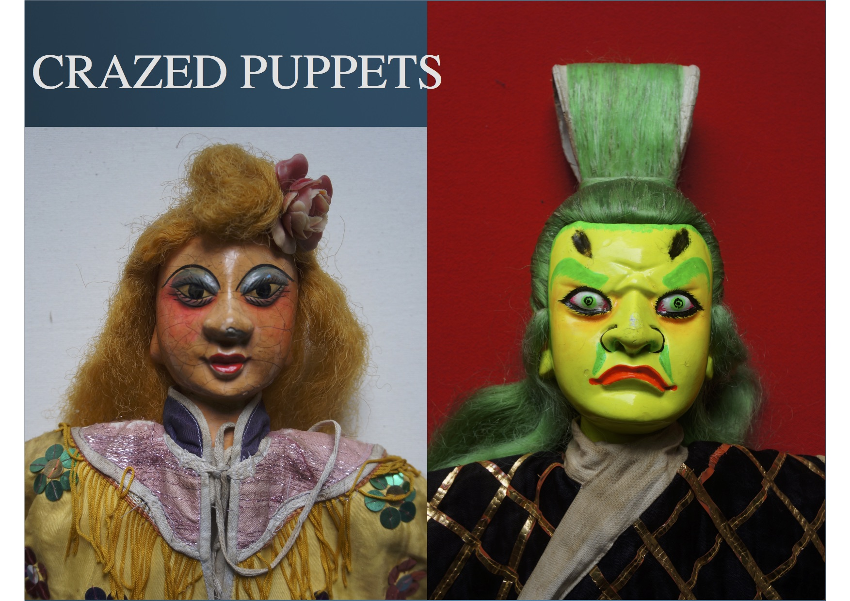Crazed Puppets 04